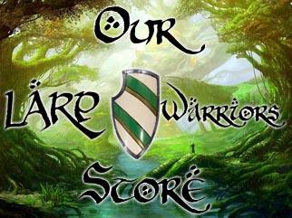 Larp Warriors Website