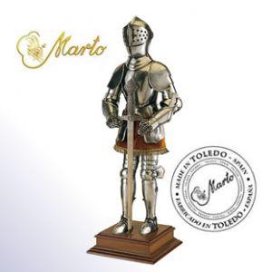Marto 16th Century Miniature Spanish Knight In Armour