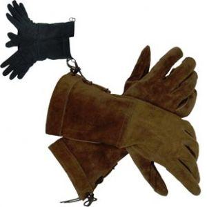 Split Leather Gloves
