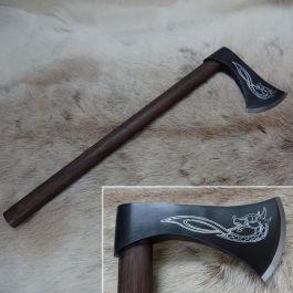 Dragon Blade Viking Throwing Axe