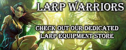 Link to our sister site - LARP Warriors