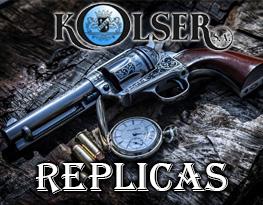 Kolser replica firearms
